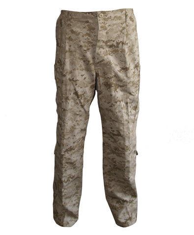 USMC digital desert frog trousers NEW - G.I. JOES