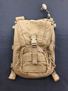 New USMC FILBE Hydration Pack with 3L 100 Ounce Bladder - G.I. JOES