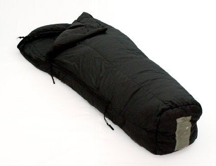 Black Modular Sleeping Bag (Used) - G.I. JOES