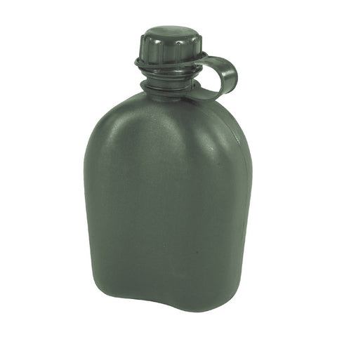 Olive Drab Canteen - G.I. JOES