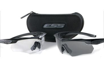 ESS Crossbow Glasses W/ Clear & Dark Lenses (new) - G.I. JOES