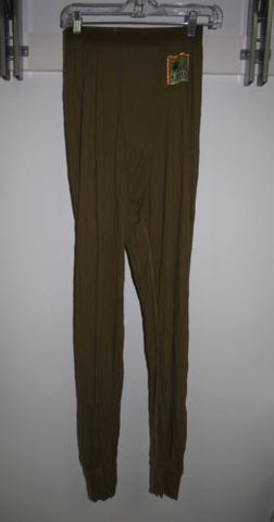 Tan FROG Base Layer Thermal Pants - G.I. JOES