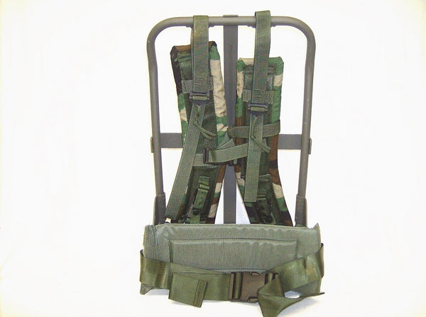 Alice Pack Frame With Shoulder Straps And Kidney Pad