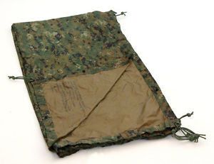 Marpat  Woodland Reversible Field Tarp (Used) - G.I. JOES
