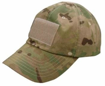 Tactical Cap - MultiCam - G.I. JOES