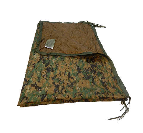 New MARPAT Digital Pancho Liner with zipper - G.I. JOES
