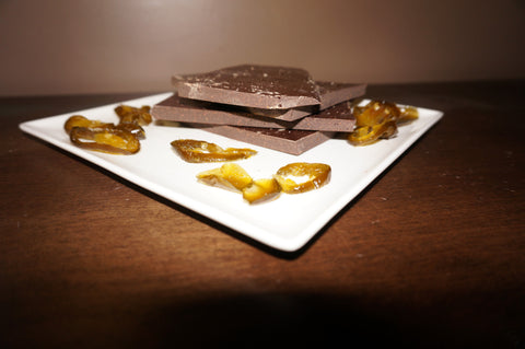 Hatch Chile Citrus Bark