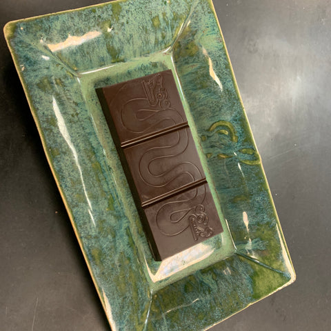 70% Dark Sao Thome Single Origin Chocolate Bar