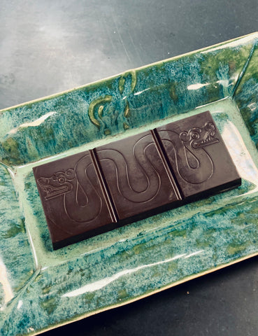72% Venezuelan Dark Single Origin Chocolate Bar
