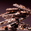 Hazelnut Toffee Handmade Chocolate Bark