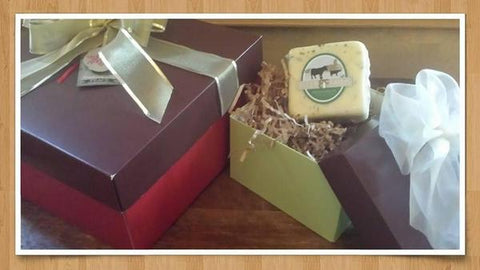 Gift wrapped boxes biser farms gift wrapped boxes negle Image collections