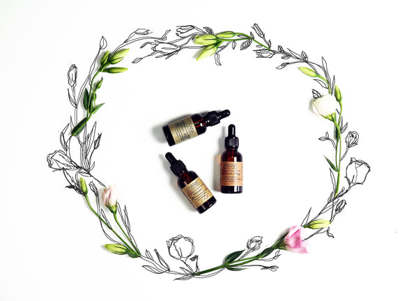 What is 100% Organic Luxury Face Oil ?