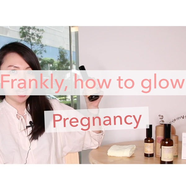 Pregnancy Organic Skincare | Frankly, how we glow?