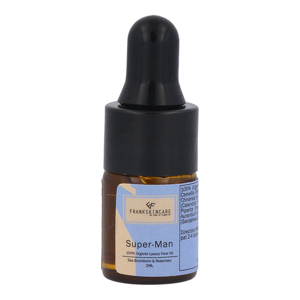 Super-Man Luxury Face Oil- Sample