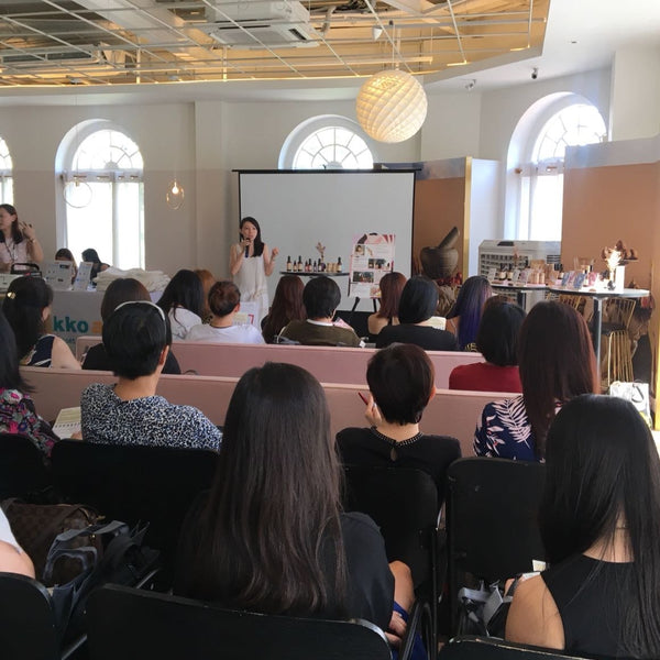 Organic Skincare 101 Workshop