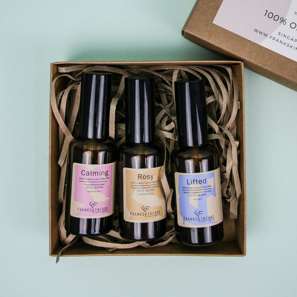 Hydration Booster Face Mist Set