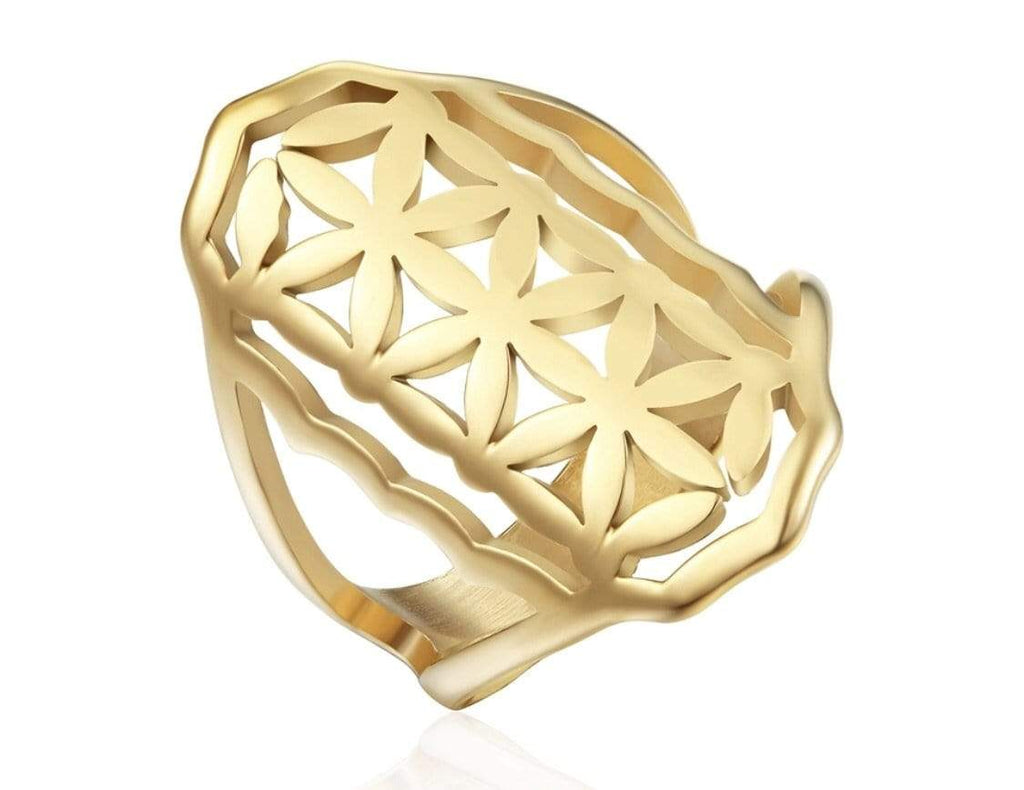 Morocco Gold Ring