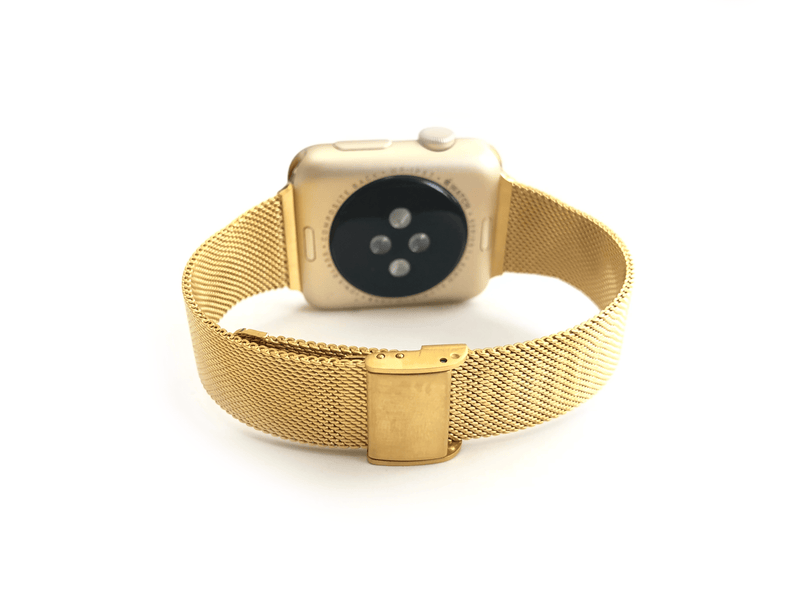 Narrow Mesh Apple Watch Band