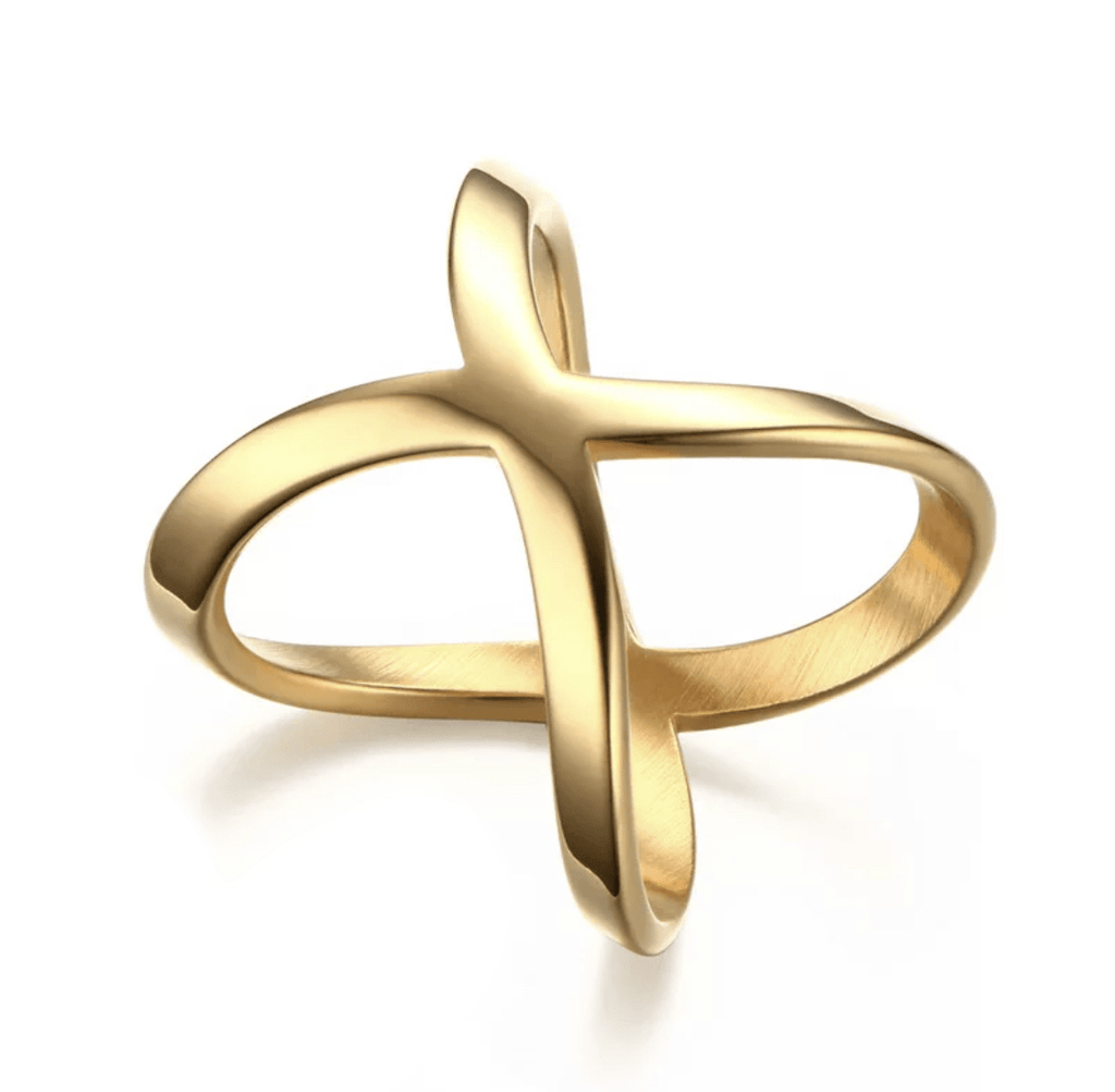 The Harmony Gold Ring