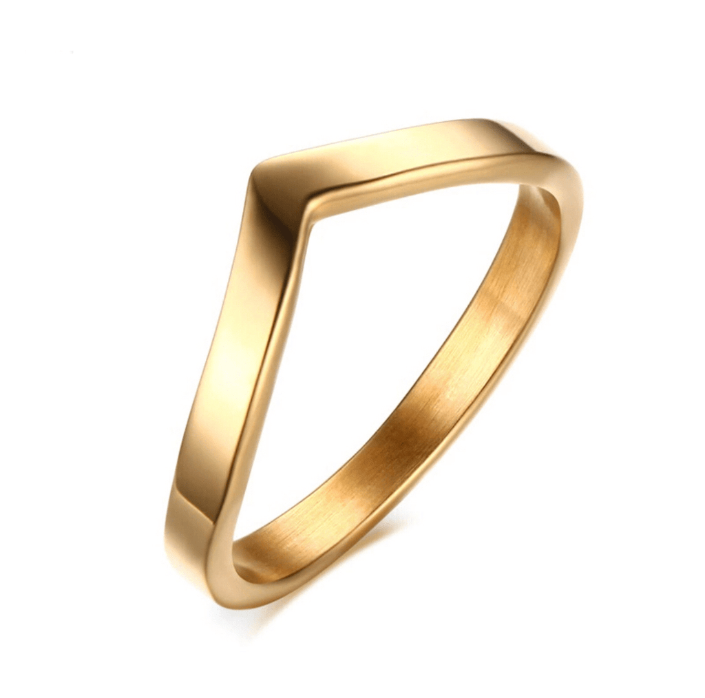 The Thumbalina Gold Ring