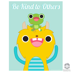 Digital Download: Be Kind to Others Poster