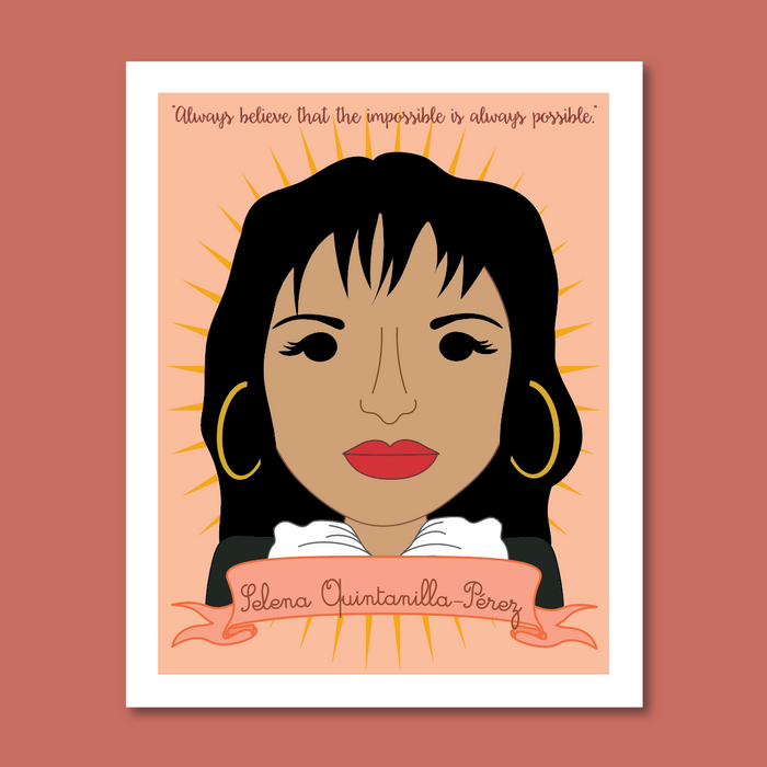 Sheroes Collection: Selena Quintanilla-Pérez