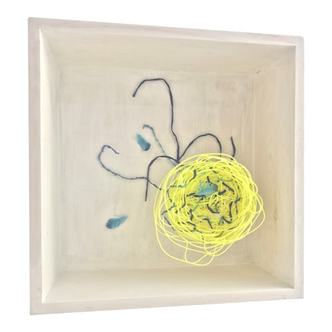 JK - Boxed Nest in Yellow