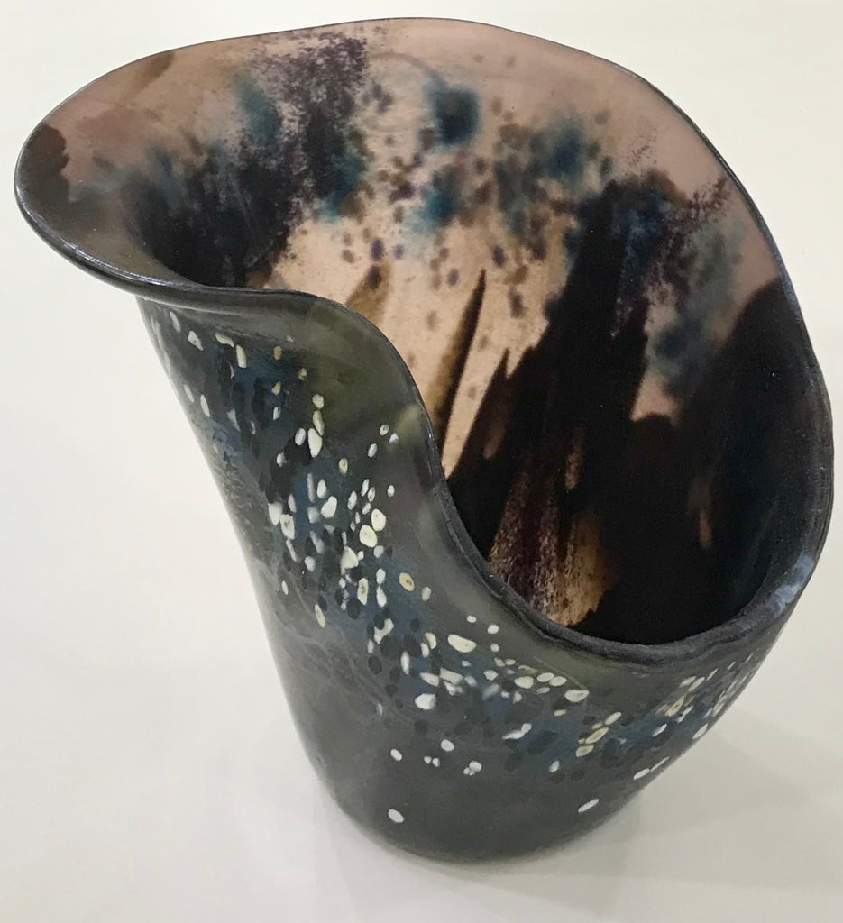 JK - Large Speckled Bowl