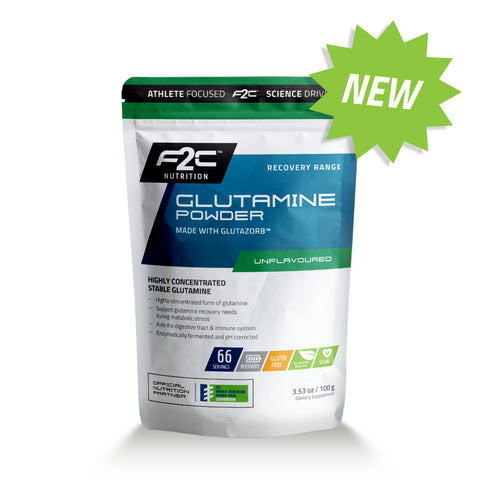 F2C Glutamine Powder™ ws