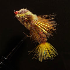 Walter's Weakness Baitfish - Wy-Yellow