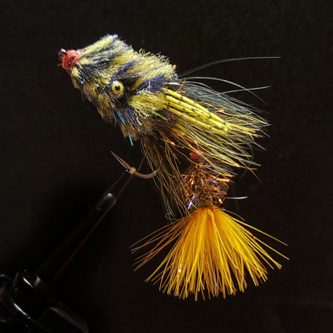 Walter's Weakness Baitfish - Thunder & Lightning