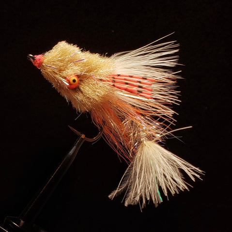 Walter's Weakness Baitfish - Creamsicle