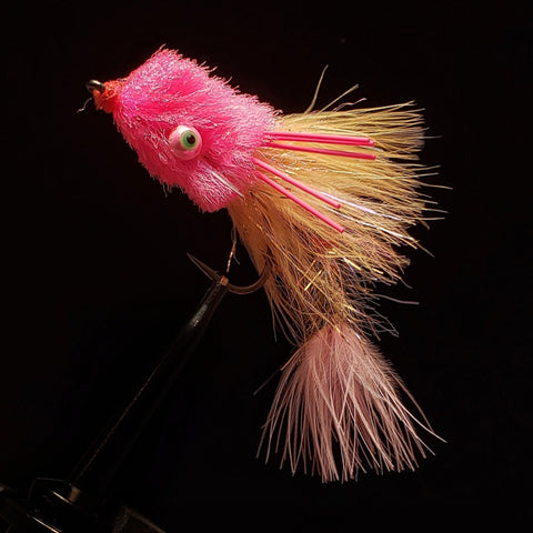 Walter's Weakness Baitfish - Pink Panther