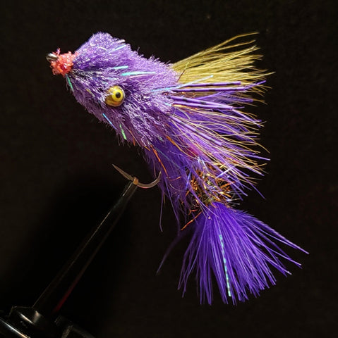 Walter's Weakness Baitfish - Eggplant Sculpin