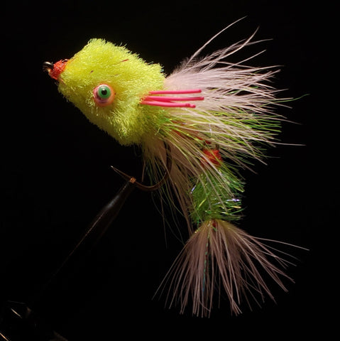 Walter's Weakness Baitfish - Electric Chicken