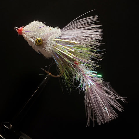 Walter's Weakness Baitfish - Buffed Chrome