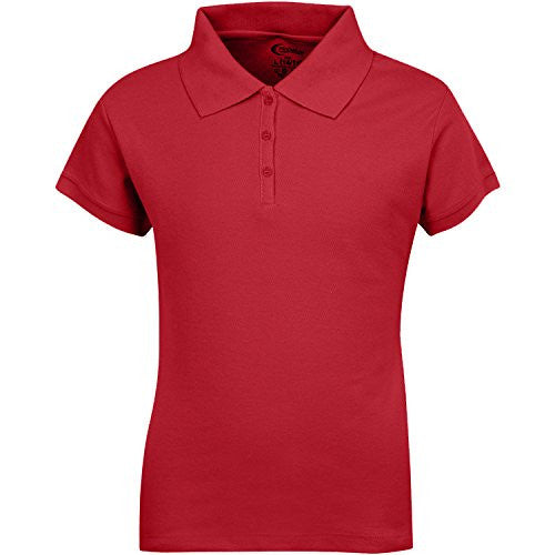 Girls Pique Polo (2T-4T)