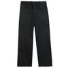 Black Adjustable Waist Uniform Pants (Boys All Grades) - Kids Palace