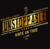 UNSTOPPABLE - HATE on THIS