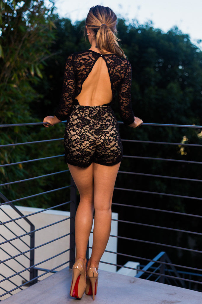 Partition Romper