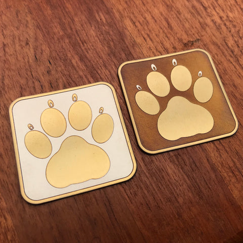 Paw Millenium Patch