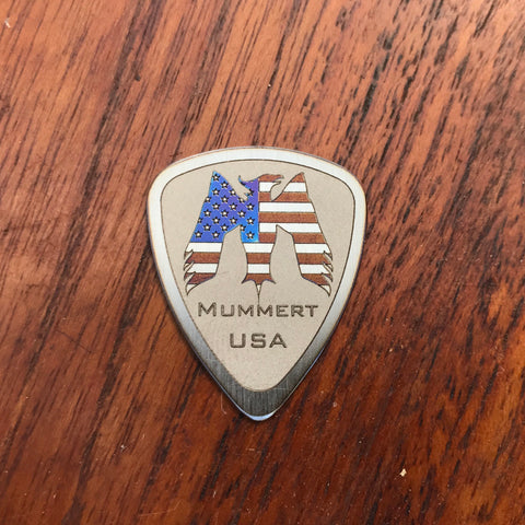Ti Guitar Pick