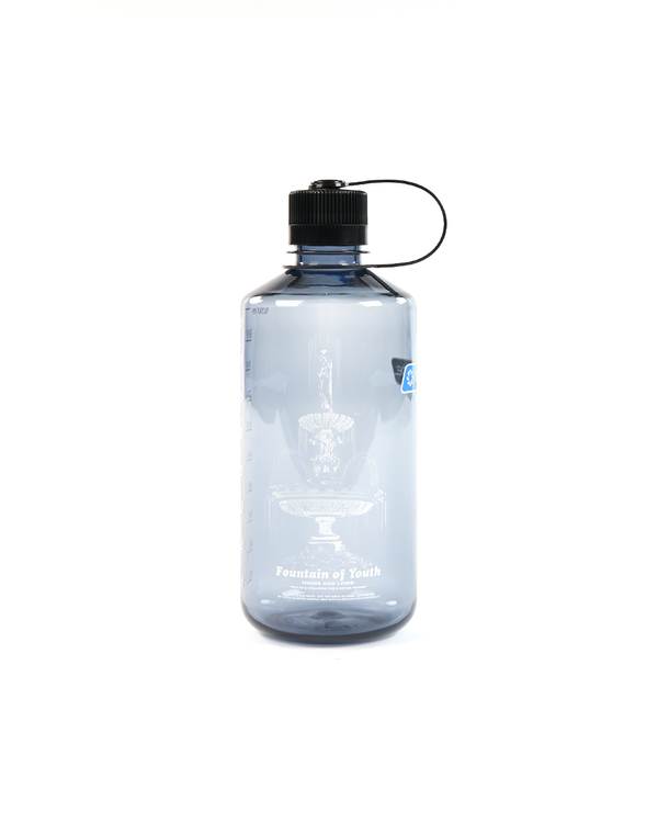 SS21 - NALGENE BOTTLE / NARROW MOUTH - GREY