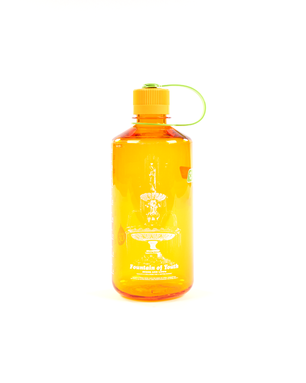 SS21 - NALGENE BOTTLE / NARROW MOUTH - CLEMENTINE