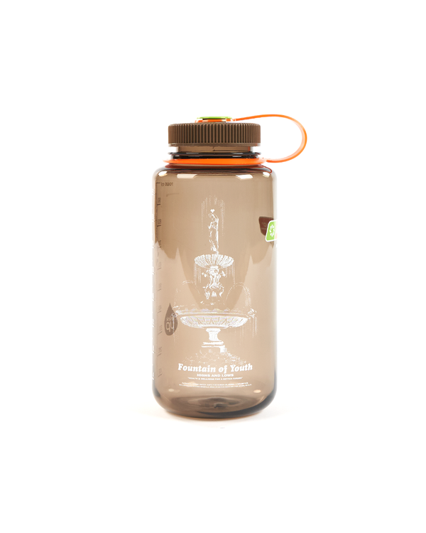 SS21 - NALGENE BOTTLE / WIDE MOUTH - WOODSMAN