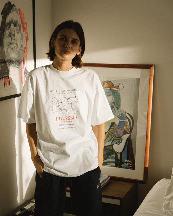HAL W20 - Picasso T-Shirt - White