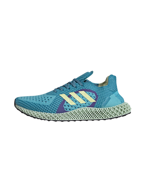 ZX Carbon 4D - Aqua/Yellow Tint/Purple