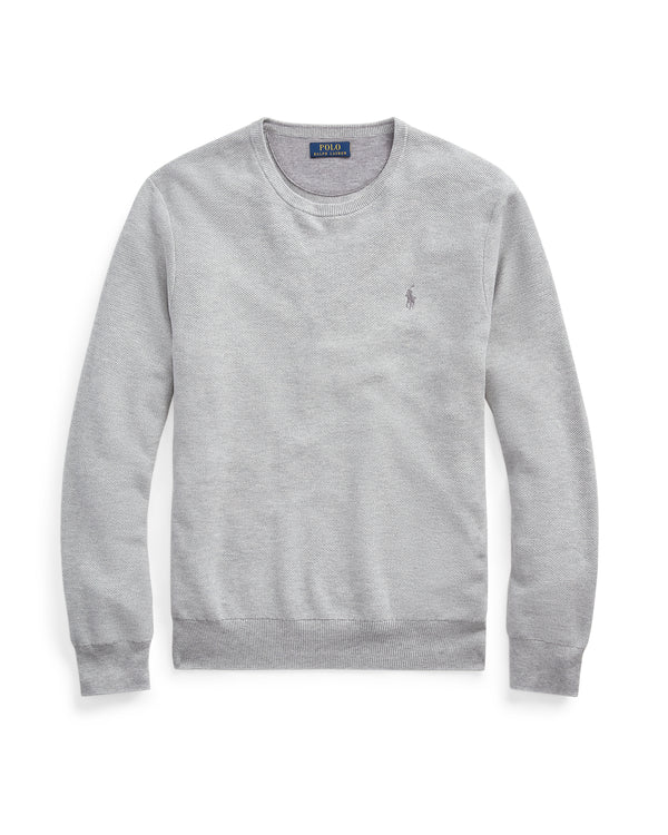 Knit Pullover - Grey