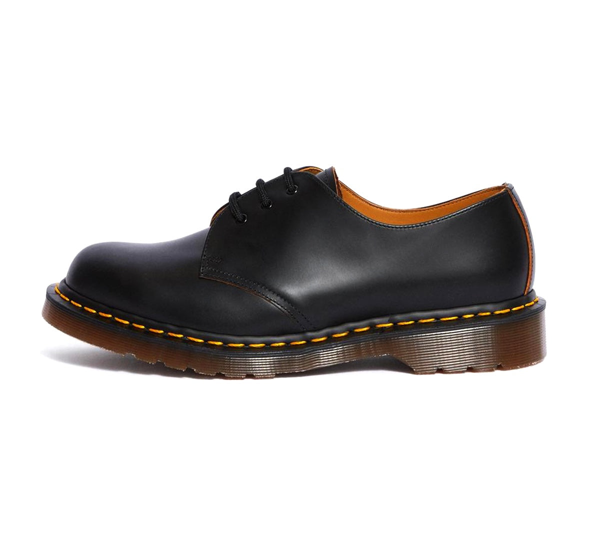 Dr. Martens Made in England 1461 Vintage - Black
