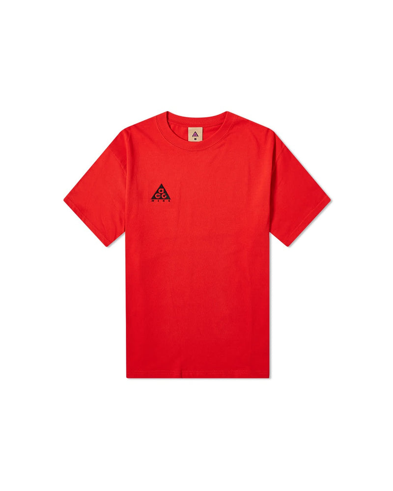 Nike ACG Logo T-Shirt - Red